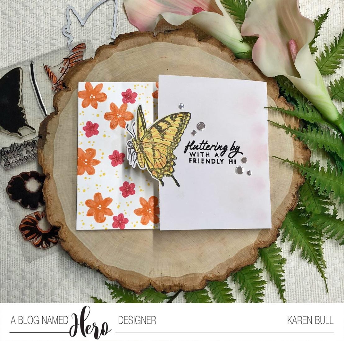 Final Butterfly Card